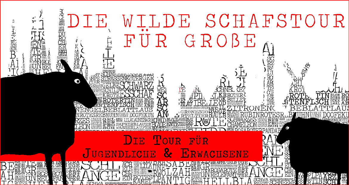 Die wilde Schafstour für Grosse in Oldenburg